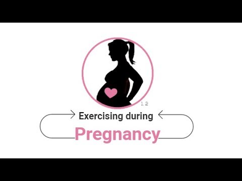 Exercise during pregnancy: How safe is it?