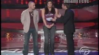 Chris Daughtry's Elimination American Idol Season 5 - Interviews