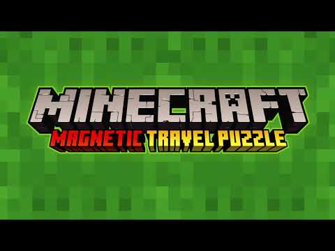 ThinkFun magnetiline reisimäng Minecraft