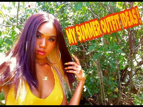 [VIDEO] – MY SUMMER OUTFIT IDEAS ! | KristaaClothess