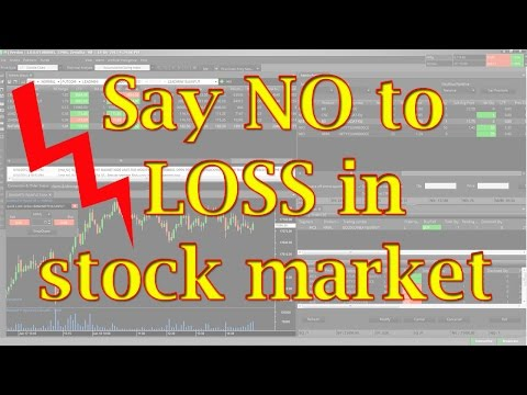 How to stop loss in stock market in 3 easy steps