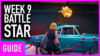 Fortnite: Week 9 Secret Battle Star Location Guide | Season 9 Utopia Challenges