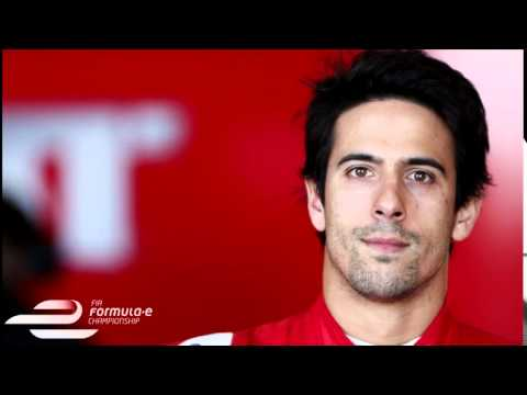 Tech talk: Formula E car with Lucas di Grassi
