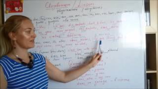 Обязательное связывание звуков во французской речи