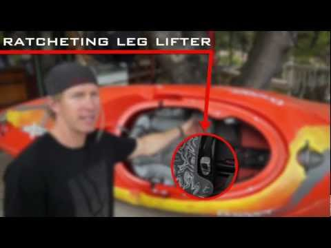 How to: Dagger's 2013 Contour Ergo Whitewater Outfitting