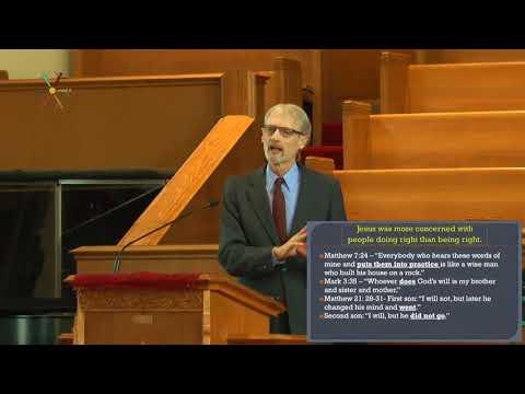 """3/03/18 - Pastor Jeff Taylor - """"Belief or Behavior"""""""