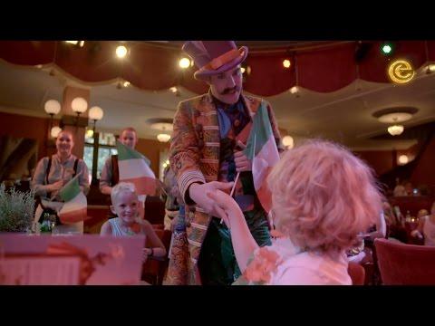 Schuif aan in Pinokkio's Restaurant - Efteling