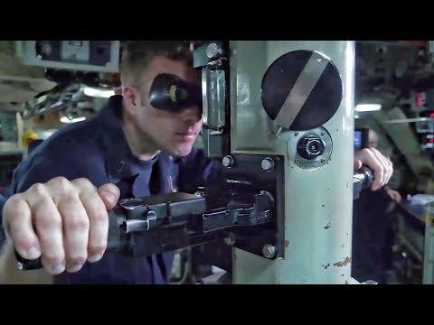 Life Aboard USS Wyoming • Ballistic Missile Submarine