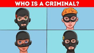 If You Solve These Crime Riddles You're Smarter Than A Detective!