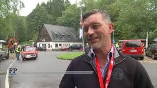 10-jähriges Jubiläum der Historic Rallye Erzgebirge