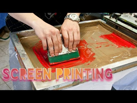 Screen Printing Technology