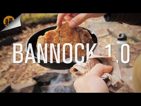 Bannock 1.0 • Pan Fried Flat Bread