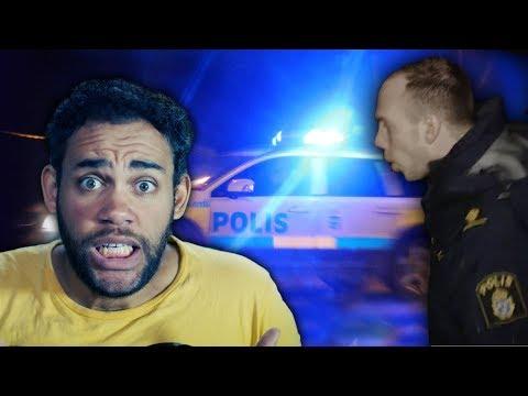 Polisens BILJAKT slutar i en KRASCH  | STORYTIME