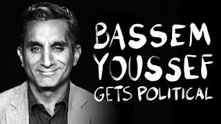 Comedian Bassem Youssef on satire and the U.S. election