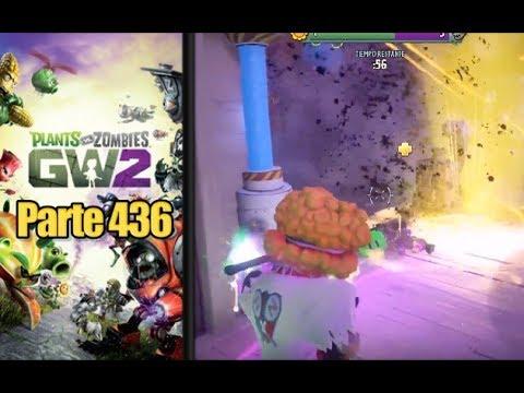 ¡DEFENSA EXTREMA! - Parte 436 Plants vs Zombies Garden Warfare 2 - Español