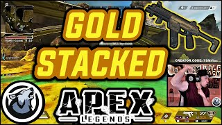 VISS STACKED IN GOLD APEX LEGENDS SEASON 3