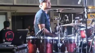 Download Lagu baru tipe-x - cerita tahun lalu drum  arie hardjo