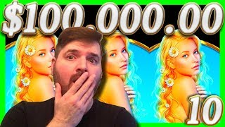 $100,000.00 In SLOT MACHINE BIG WINS 💰10💰 Half JACKPOTS W/ SDGuy1234