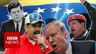 Why Venezuela matters to the US... and vice versa - BBC News