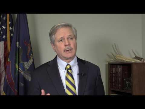 US Senator John Hoeven on Perry, Zinke