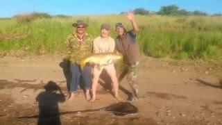 Рыбалка на сазана, 17кг
