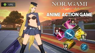 Noragami Aragoto Anime Videogame Gameplay Android
