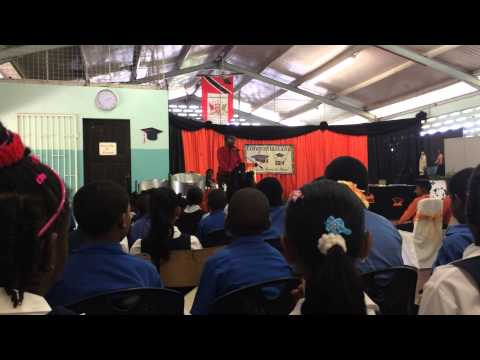 My Feature Address at the Poole RC Primary School's Graduation.