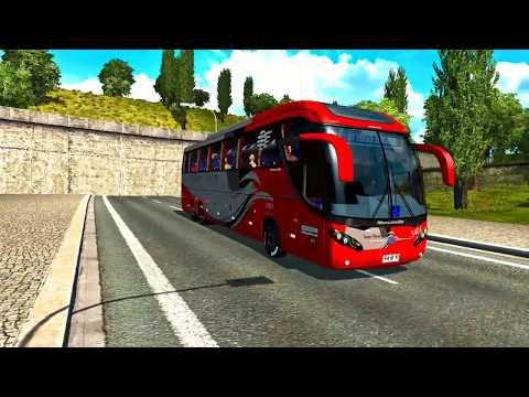 ETS2 V. 1.30 MAPA TROLL BUS Mascarello Roma 370 6×2|YANRED