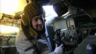 Тест-драйв САУ ИСУ 152