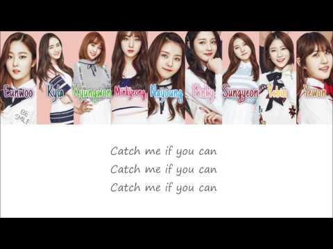 Pledis Girlz (플레디스 걸즈) - Catch...