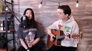Baixar Powfu - death bed (coffee for your head) ft. beabadoobee (Cover by Andrew Foy and sister Renee)