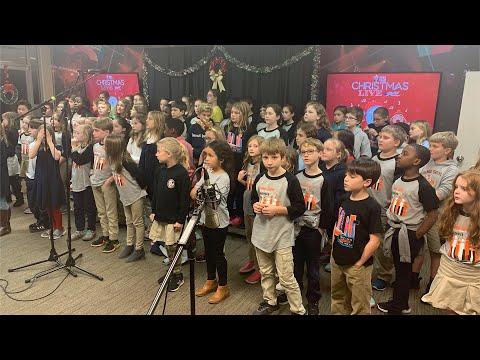 Y102.5 Christmas Live with Orange Grove Charter School