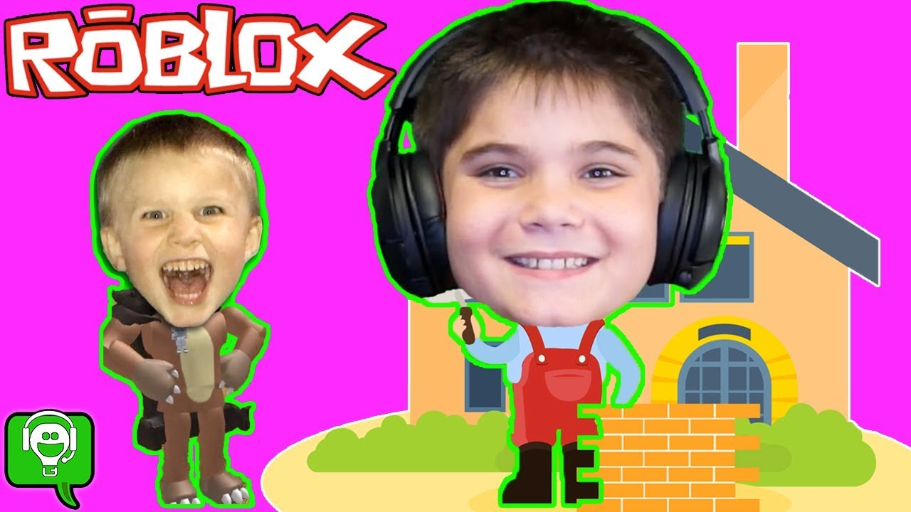 Roblox Bloxburg With Hobbypig Hobbykidsgaming Doovi