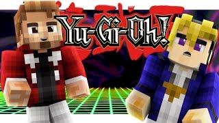 Yugioh: Duelist Kingdom (Minecraft Roleplay #1) Dinosaur Deck