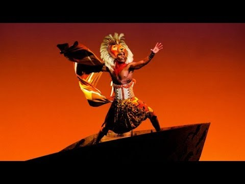 The Lion King Broadway Cast - Simba Confronts Scar/King of Pride Rock (with lyrics!)