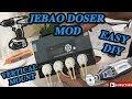 Jebao DP-4 Doser (VERTICAL MOUNT MOD)