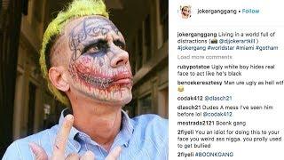 Insufferable Instagram: Joker Gang 305 (@jokerganggang)