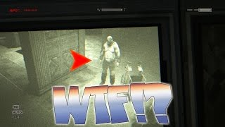 Outlast Glitch: Chris Walker is monitored!