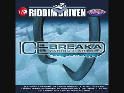 Ice Breaka Riddim Mix (2006) By DJ WOLFPAK