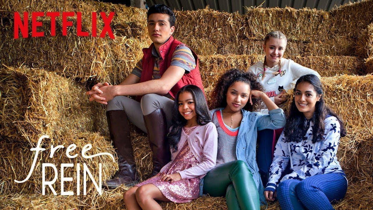 Free Rein: Season 1 | Backstage - Meet The Cast | Netflix