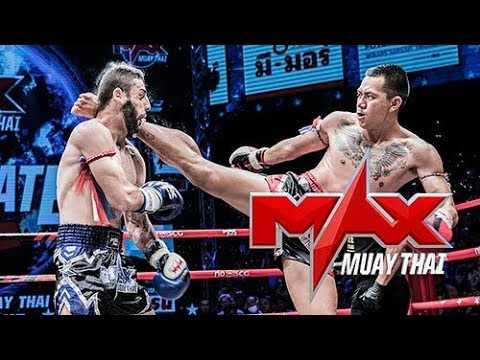 MAX Muay Thai Ultimate Fights February 18th, 2018 thumbnail