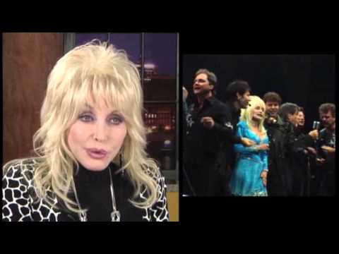 Dolly Parton Feels Like a Rock Star Overseas