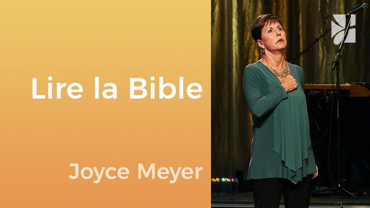 Pourquoi lire la Bible ? - Joyce Meyer - Gérer mes émotions