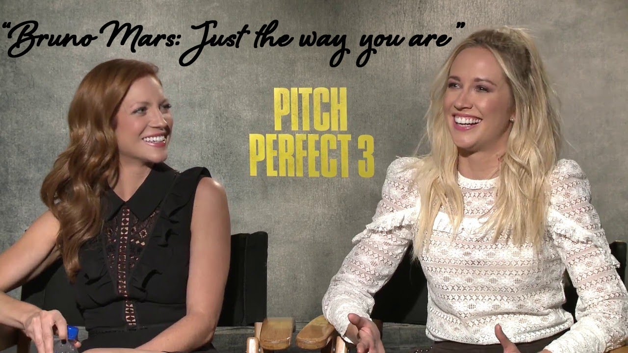 PITCH PERFECT - Anna Camp -