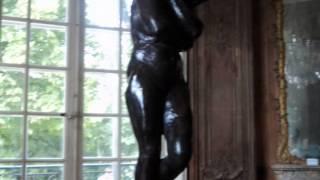 Музей и розарий Родена в Париже(Не мной сказано, что красота - это страшная сила. Но я считаю, что красота цветка и красота женшины - неповтор..., 2014-05-06T19:23:56.000Z)