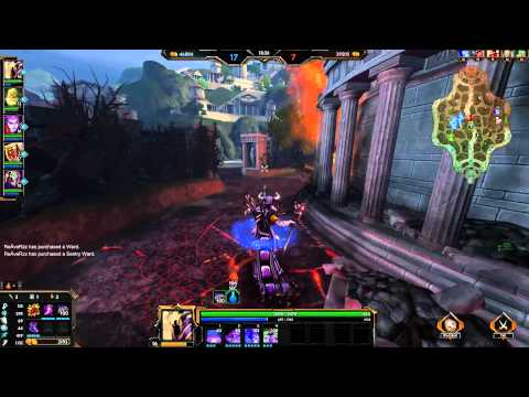 Smite Hades Gameplay: The Return of the Potion!