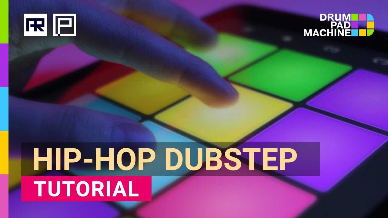drum pad machine hip hop dubstep tutorial youtube. Black Bedroom Furniture Sets. Home Design Ideas