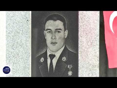 Mübariz İbrahimov 31-ci yaş günündə yad edildi