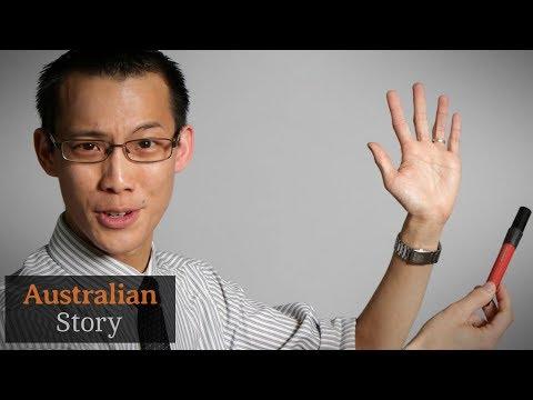 Australian Story: Meet Eddie Woo, the maths teacher you wish you'd had in high school