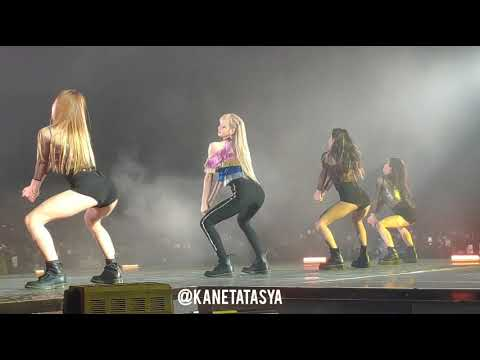 LISA BLACKPINK - BLACKPINK IN JAKARTA CONCERT ( DAY 2 ) - SOLO STAGE